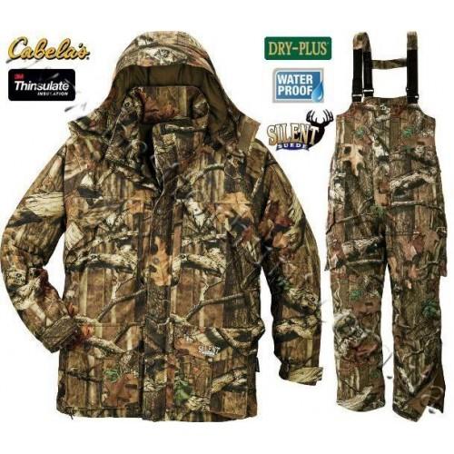 Cabela's Dry-Plus® Silent Suede™ Mossy Oak® Break-Up® Infinity™