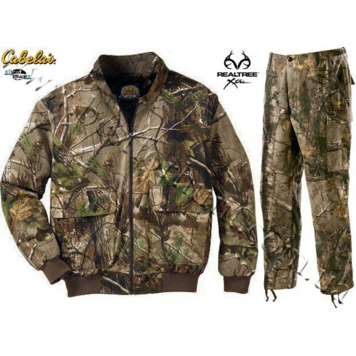 Cabela's Silent Weave™ Realtree Xtra®
