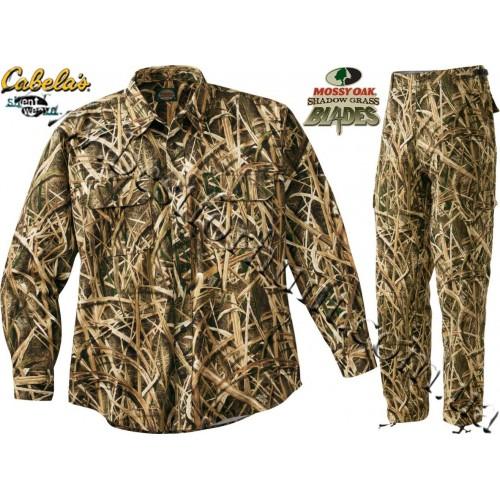 Cabela's Waterfowl Mossy Oak® Shadow Grass® Blades™