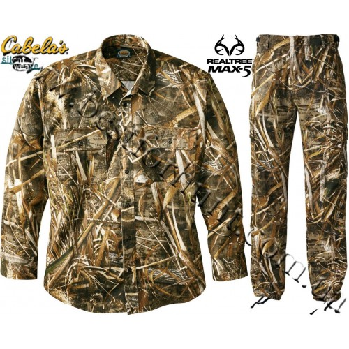 Cabela's Waterfowl Realtree MAX-5®