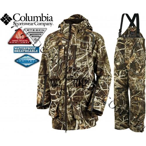 Columbia Sportswear® PHG™ Omni-Heat® 3-in-1 Quad Set Realtree MAX-4®
