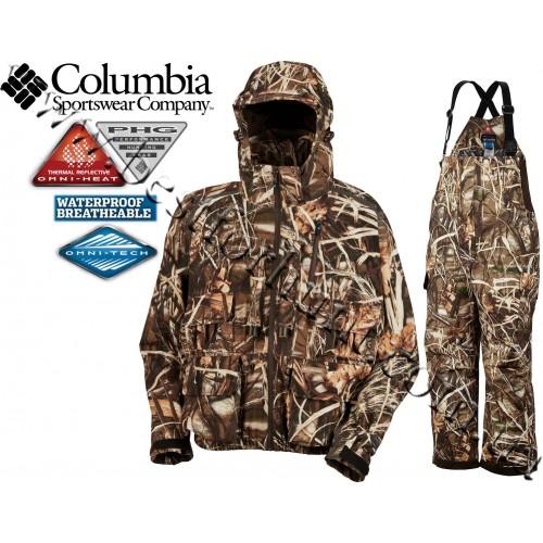 Columbia Sportswear® PHG™ Omni-Heat® Wader Widgeon™ II Set Realtree MAX-4®