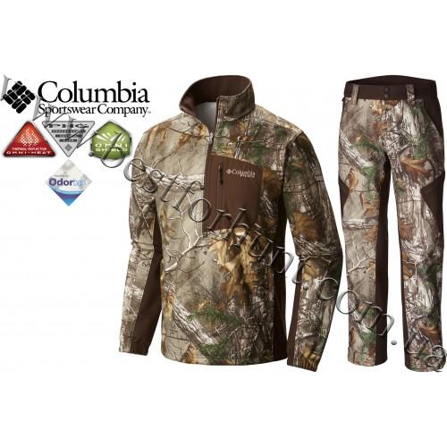 Columbia Sportswear® PHG™ Stealth Shot™ III Fleece Set Realtree Xtra®