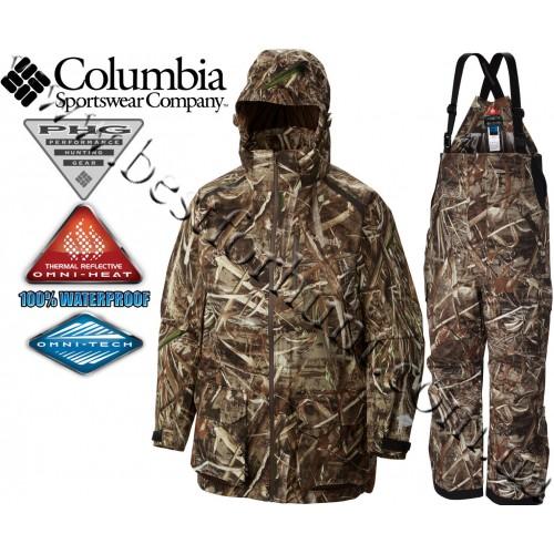 Columbia Sportswear® Widgeon™ Set with Turbo Liner Realtree MAX-5®