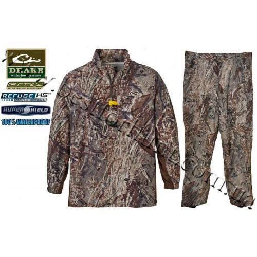 Drake Waterfowl EST Pullover Mossy Oak® Duck Blind®