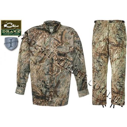 Drake Waterfowl Interceptor Cotton Mossy Oak® Duck Blind®