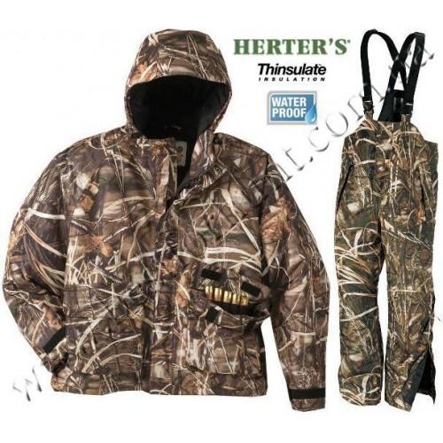 Herter's® FowlTech™ Plus Waterfowl Series Insulated