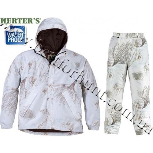Herter's® Uninsulated H20 Snow Mossy Oak® Winter Brush®