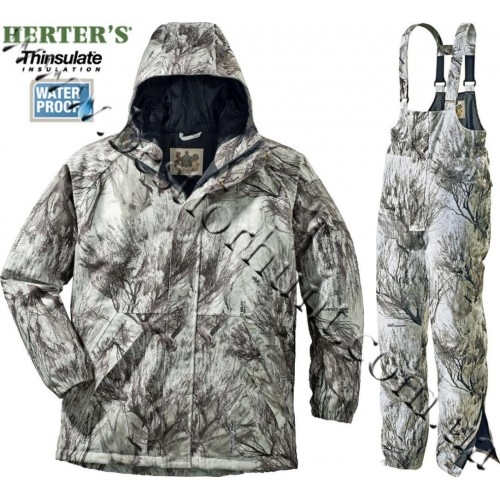 Herter's® Waterproof Insulated Snow Seclusion 3D® Open Country® Winter