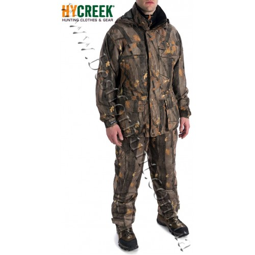 Hycreek® Pro II Series Big Game Hunting 6-Piece Package with Pants Hycreek® AllWoods Conceal