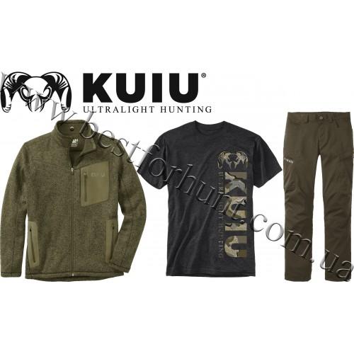 KUIU® Ultralight Hunting Set Charcoal