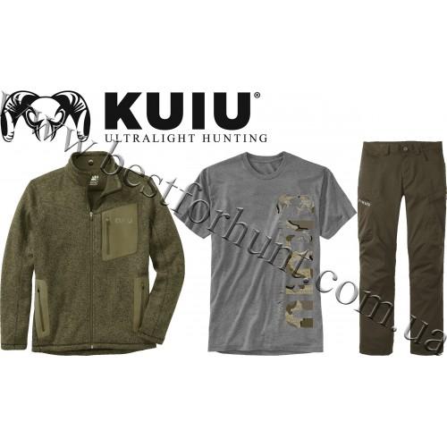 KUIU® Ultralight Hunting Set Heather Grey