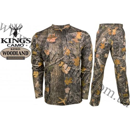 King's Camo® KC1 Light Hunting Set King's Camo® Woodland Shadow®