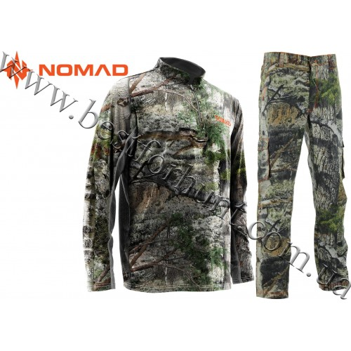 NOMAD® Cooling Hunting Set Mossy Oak® Mountain Country™