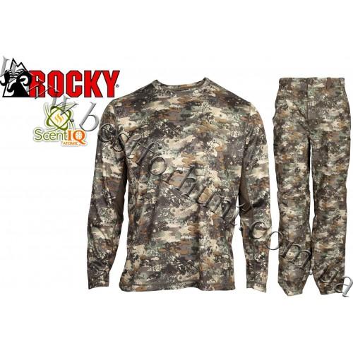Rocky® Stratum Long Sleeve Convertible Hunting Set Venator Camo