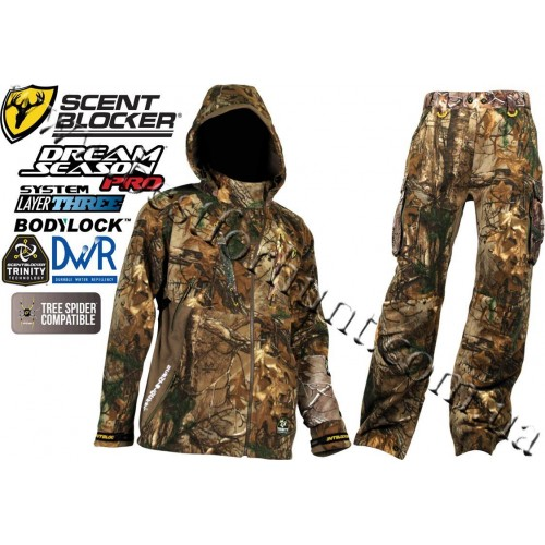 ScentBlocker® Alpha Pro™ Fleece Realtree Xtra®