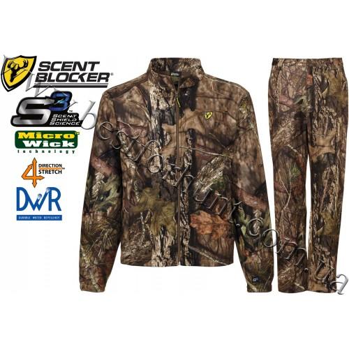 ScentBlocker® Axis™ Lightweight Hunting Set Mossy Oak® Break-Up® COUNTRY™