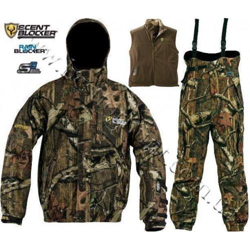 ScentBlocker® Outfitter™ RainBlocker® 4-in-1 Mossy Oak® Break-Up® Infinity™