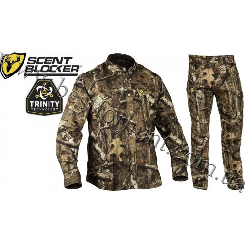 ScentBlocker® Trinity™ Featherlite® Hunting Set Mossy Oak® Break-Up® Infinity™
