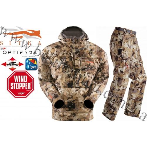 Sitka® Dakota Hunting Set GORE™ OPTIFADE™ Concealment Waterfowl Marsh