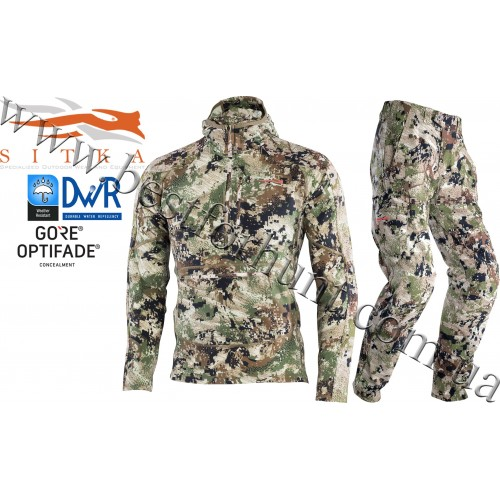 Sitka® Gear Apex Hunting Set GORE™ OPTIFADE™ Concealment in Subalpine