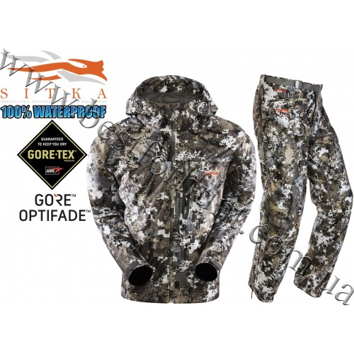 Sitka™ Gear Downpour Hunting Set GORE™ OPTIFADE™ Concealment Elevated II