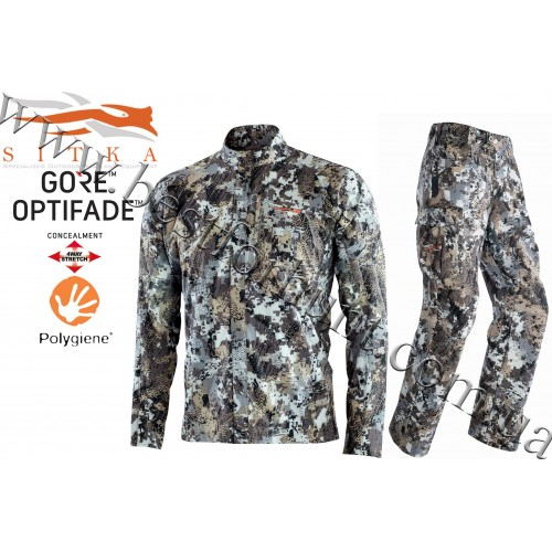 Sitka™ Gear Early Season Whitetail (ESW) Lightweight Hunting Set GORE™ OPTIFADE™ Concealment Elevated II
