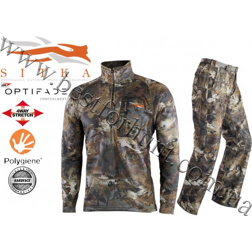 Sitka® Gear Grinder Hunting Set GORE™ OPTIFADE™ Concealment Waterfowl Timber