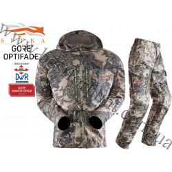 Sitka™ Gear Jetstream Jacket with Sitka™ Gear Mountain Pant GORE ™ OPTIFADE ™ Concealment in Open Country