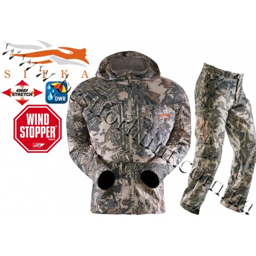 Sitka™ Gear Jetstream Jacket with Sitka™ Gear 90% Pant GORE™ OPTIFADE™ Concealment Open Country