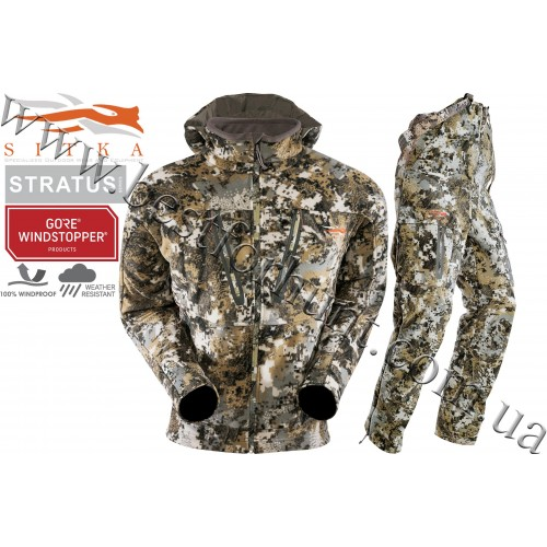 Sitka® Gear Stratus™ Hunting Set GORE™ OPTIFADE™ Concealment Elevated II