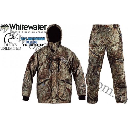 Whitewater® Ducks Unlimited® Duck Back Waterproof Hunting Set Mossy Oak® Duck Blind®