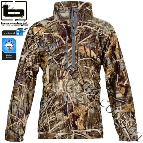 Banded® UFS Fleece™ 1/4 Zip Jacket Realtree MAX-4®