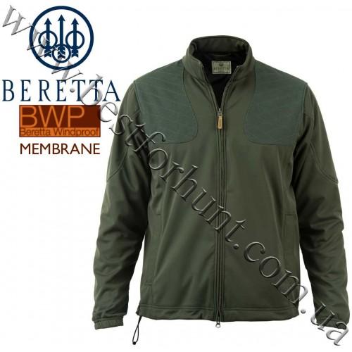 Beretta® Active Hunt Fleece Jacket P3011 Grey Green