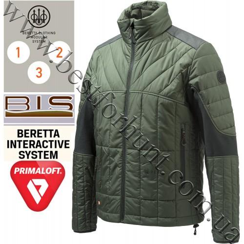 Beretta® BIS Primaloft® 2.0 Jacket GU123 Green