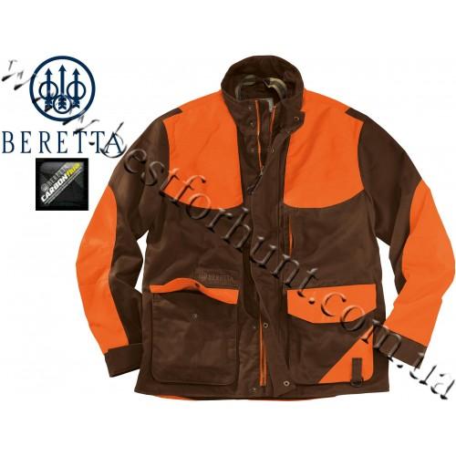 Beretta® Cotton Field Jacket GUB5 Brown-Blaze