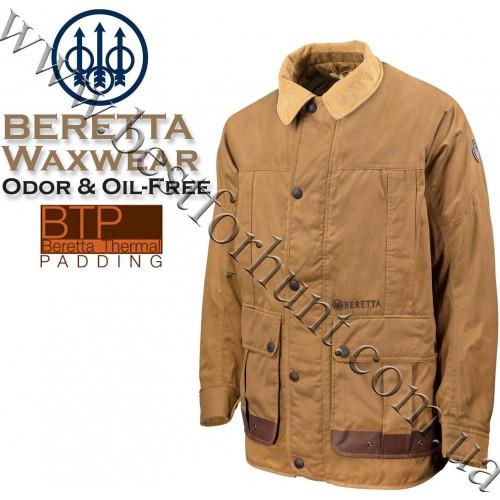 Beretta® Gunner Field Jacket GU483 Hunting Brown