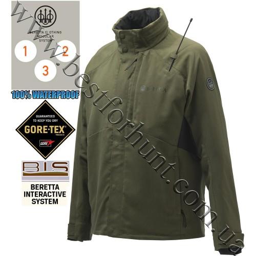 Beretta® Multiaction Gore-Tex® Jacket GU903 Green