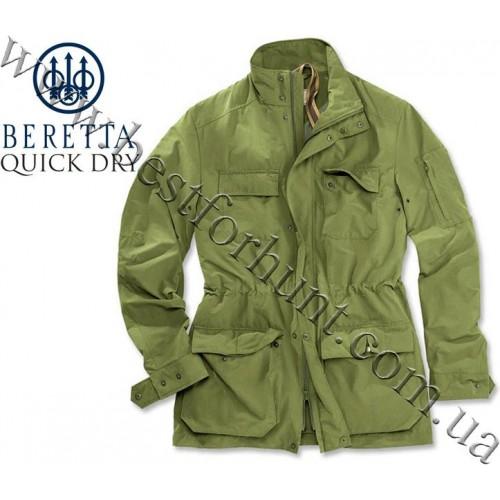 Beretta® Quick Dry Jacket GU021 Avocado