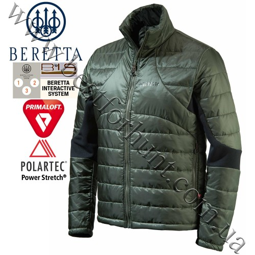 Beretta® Warm BIS Jacket GU661 Green