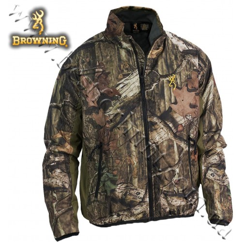 Browning® Backcountry™ Insulated Jacket Mossy Oak® Break-Up® Infinity™