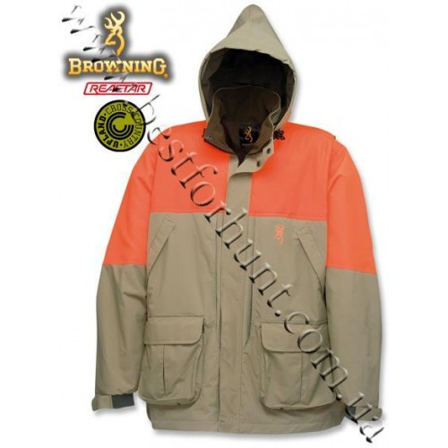 Browning® Cross Country Pro Upland Insulated Hunting Jacket Blaze