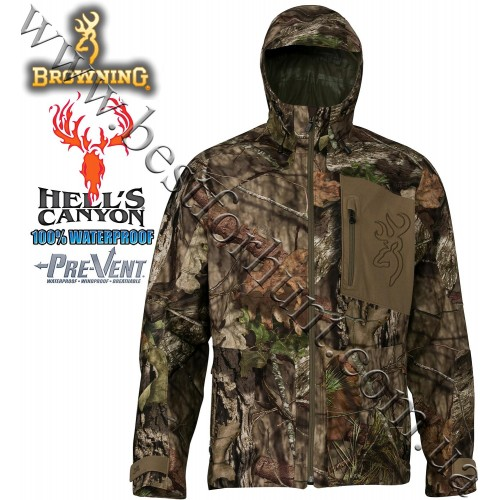 Browning® Hell's Canyon™ Hammer Hunting Jacket Mossy Oak® Break-Up® COUNTRY™