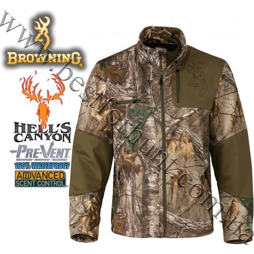 Browning® Hell's Canyon™ Proximity Jacket Realtree Xtra®