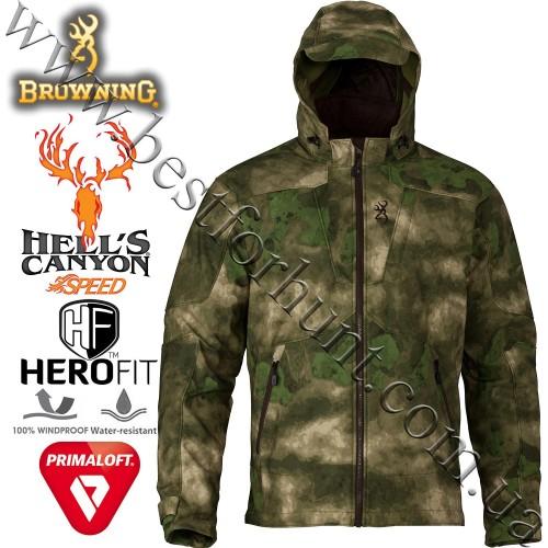 Browning® Hell's Canyon™ Speed Hellfire Jacket A-TACS FG Camo™