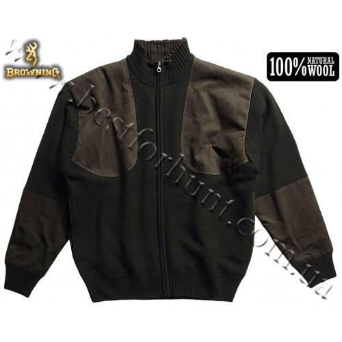 Browning® Upland Full Zip Sweater