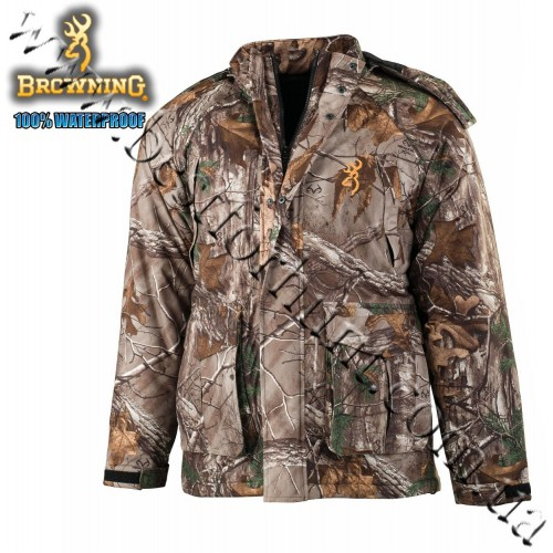Browning® Wasatch™ Insulated Parka Realtree Xtra®