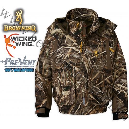 Browning® Wicked Wing™ Timber Wader Jacket Realtree MAX-5®