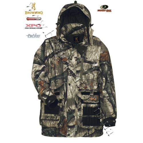 Browning® XPO™ Big Game Pre-Vent® Waterproof Insulated Parka Mossy Oak® Treestand®