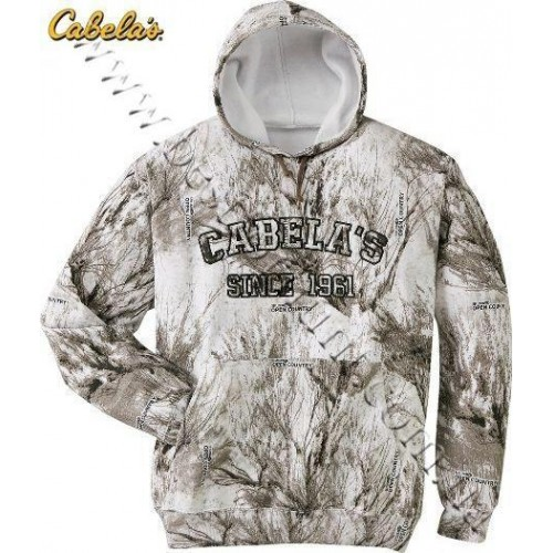 Cabela's Snow Hoodie Seclusion 3D® Open Country® Winter